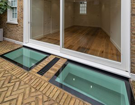 Retrofit basement, London SW3